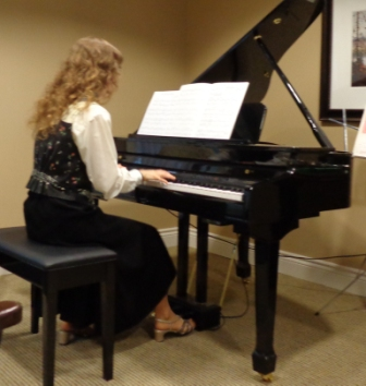 Learn to play piano as a teen or adult!